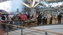 L'aéroport de la ville de Hambourg en Allemagne a été temporairement fermé dimanche 12 février.