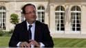 François Hollande a accéléré les mesures d'économies à l'Elysée, lors du second semestre 2012.