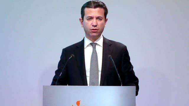 Le directeur financier du groupe, Thomas Piquemal, a démissionné, selon des sources proches d'EDF.