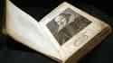 Une édition des pièces de Shakespeare datant de 1623.