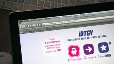 iDTGV veut trouver de nouveaux prestataires pour ses services à bord.