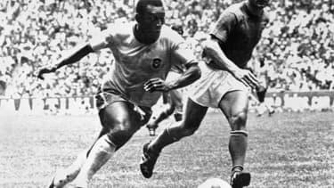 Pelé a remporté la Coupe du monde 1970 avec le Brésil.