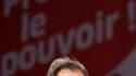 """Jean-Luc Mélenchon, le candidat du Front de gauche à l'élection présidentielle de 2012, a appelé samedi soir les électeurs à """"rendre les coups"""" au monde de la finance lors de son premier meeting de campagne au lendemain de la dégradation de la note souver"""