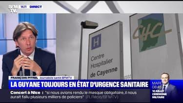 Covid-19: pourquoi la Guyane est-elle toujours en état d'urgence sanitaire ?