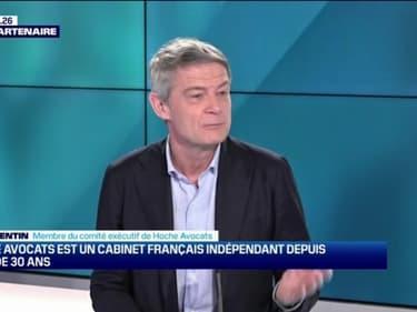 Eric Quentin et Jean-Luc Blein (Hoche Avocats) : Hoche Avocats est un cabinet français indépendant depuis près de 30 ans - 10/04
