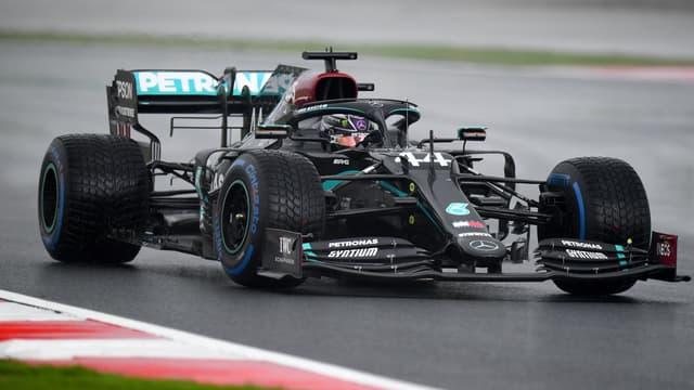 GP de Turquie : Lewis Hamilton