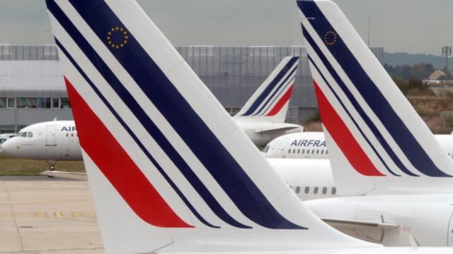Air France confirme la suppression de plusieurs milliers d'emplois