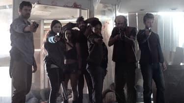 Les principaux acteurs de la série: Anastasia Baranova, Keith Allan, Kellita Smith, Michael Welch, Pisay Pao.