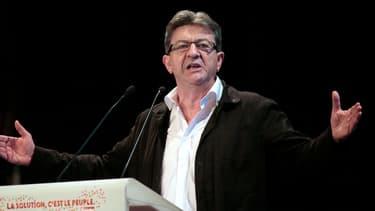 Jean-Luc Mélenchon, en juillet 2015.