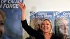 Marine Le Pen, tête de liste Front National dans le Nord-Pas-de-Calais a obtenu 22,2% des suffrages. Entraîné par la famille Le Pen, le Front national a confirmé qu'il avait retrouvé une place significative dans le paysage politique français et donné rend