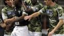 Djibril Cissé, buteur avec Bastia