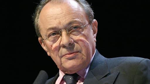 Michel Rocard, ancien Premier ministre (1988 - 1991).