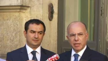 Bernard cazeneuve reçoit ce lundi à son ministère notamment le président du Conseil français du culte musulman, Anouar Kbibech.