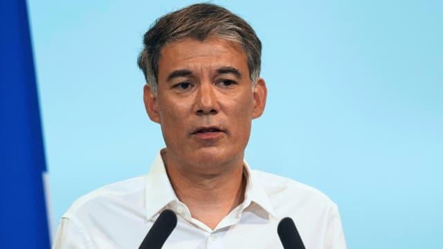 Le Premier secrétaire du Parti socialiste Olivier Faure le 29 août 2020 à Blois. (Photo d'illustration)