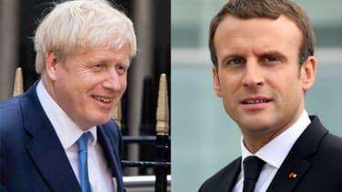 Boris Johnson et Emmanuel Macron devraient évoquer la question du Brexit.