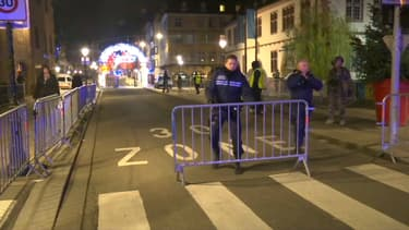 Strasbourg: 2 morts et 11 blessés.
