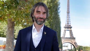 Cédric Villani à Paris.