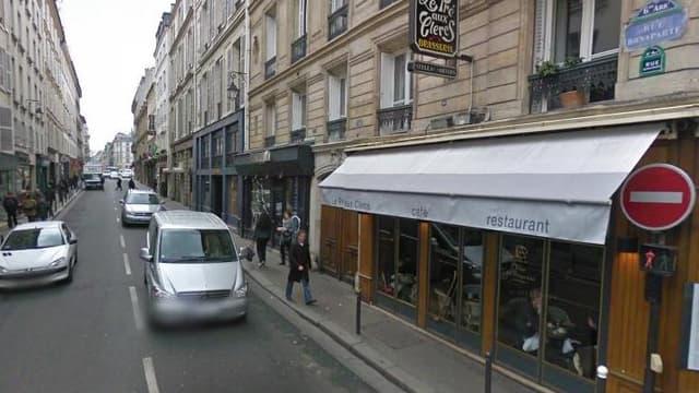 La rue Bonaparte, l'une des plus chères du 6ème arrondissement