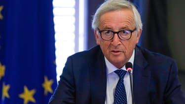 Le président de la Commission européenne, Jean-Claude Juncker.