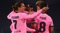 Le Barça face à la Juve