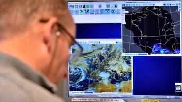 Le Centre de meteorologie Spatiale de Lannion, en 2015