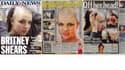 La une des tabloïds le 17 février 2007