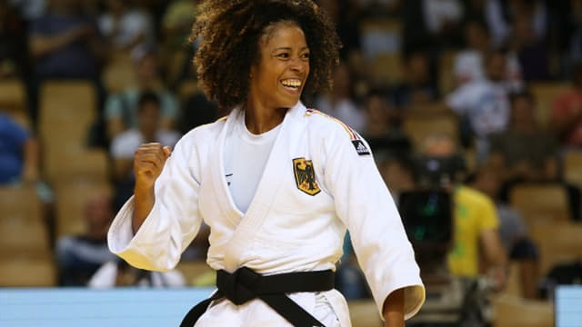 Myriam Roper, numéro 1 mondiale des moins de 57 kilos