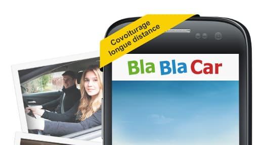 L'application française BlaBlaCar est déjà présente dans 12 pays.