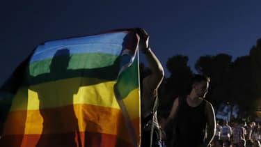 La Gay Pride de Jérusalem le 21 juillet 2016