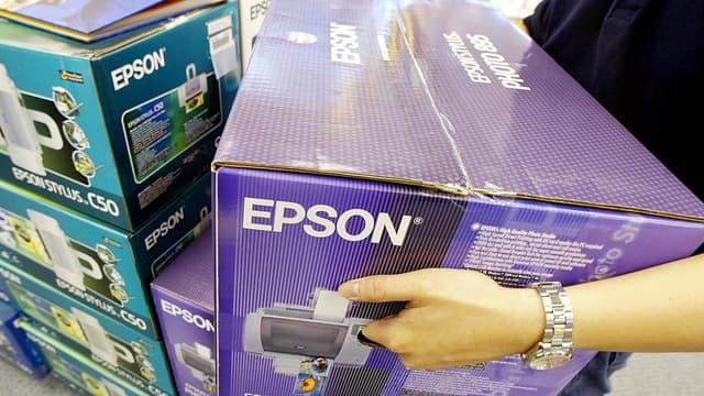 Une enquête a été ouverte sur Epson.