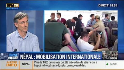 Népal: le syndicat des tour-opérateurs français recommande de suspendre les départs
