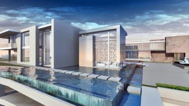Cette villa de luxe pourrait être vendue 500 millions de dollars.