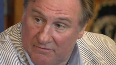 Gérard Depardieu a expliqué dimanche au JDD ne pas fuir le fisc.