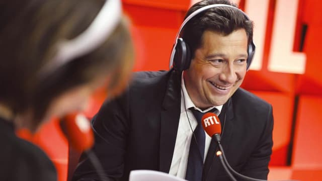 L'humoriste officie sur RTL chaque matin à 8h45