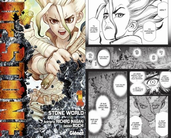 dr stone manga