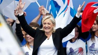 Le Front national voit sa dotation tripler grâce à son score aux élections législatives.