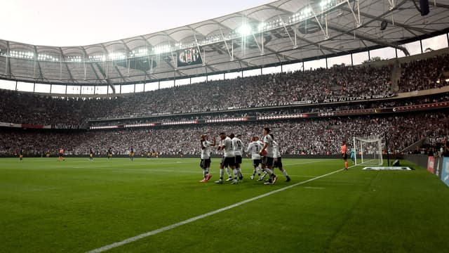 Le Vodafone Arena, stade de Besiktas