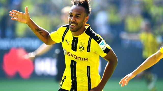Pierre-Emerick Aubameyang se verrait bien quitter Dortmund.