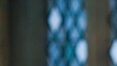 Daniel Radcliffe dans le rôle d'Harry Potter