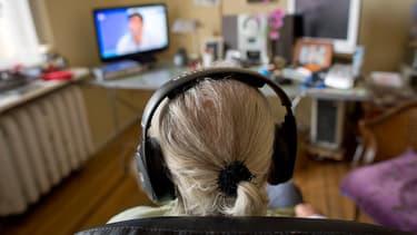 Les téléspectateurs de TF1 et M6 vieillissent plus vite que la moyenne