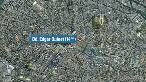 Boulevard Edgar Quinet