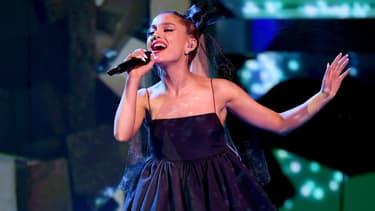 Ariana Grande lors des 2018 Billboard Music Awards