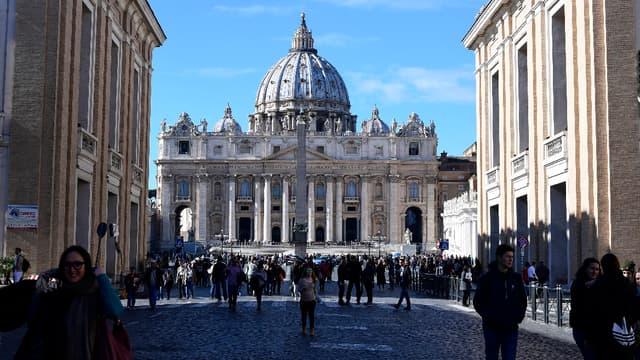 Le Vatican, image d'illustration.