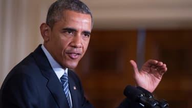 L'ancien président américain Barack Obama - AFP