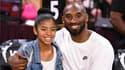 Gianna Bryant et Kobe Bryant