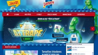 Lustucru se lance dans les cadeaux promotionnels pour gagner des parts de marché.