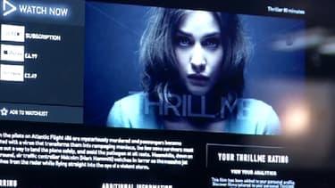 Le logiciel Thrill Me analyse les expressions faciales des téléspectateurs pour les aider à choisir leur programme télé.