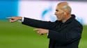 Le Real de Zinedine Zidane a fait match nul face à Villareal.