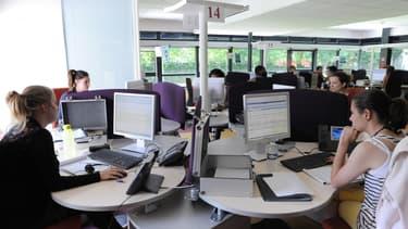 Un tiers des salariés disent avoir du mal à séparer leur vie professionnelle et leur vie personnelle.