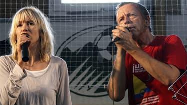 Romanes Serda et Renaud, le 21 juin 2007